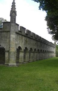 Auckand Castle Deer House