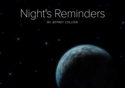 Slate Cover - Night's Reminders